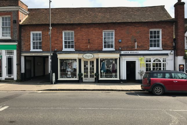 Thumbnail Retail premises to let in West Street, Marlow