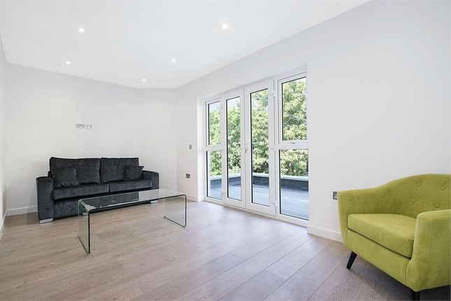 Thumbnail Flat to rent in Qube Apartments, 223 Walworth Road, London