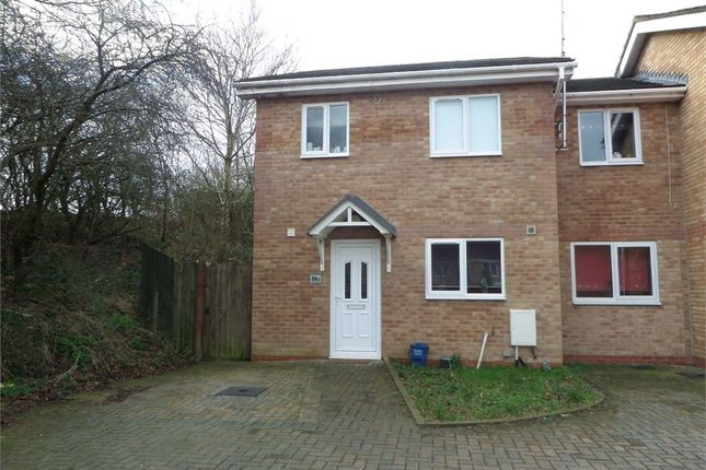 Thumbnail End terrace house to rent in The Headland, Chepstow, Monmouthshire