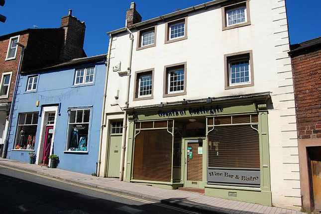 Thumbnail Restaurant/cafe for sale in Castlegate, Penrith