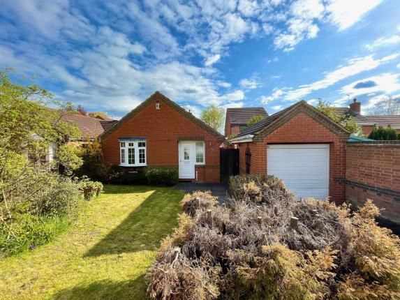 2 bed bungalow for sale in Kingsbridge Crescent, Anstey Heights, Leicester, Leicestershire LE4
