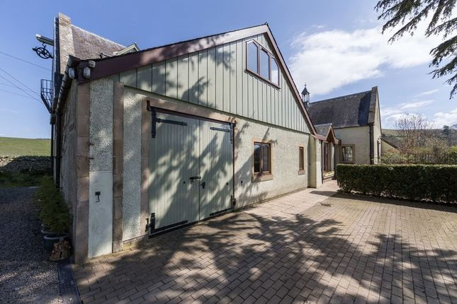 Thumbnail Detached house for sale in The Stables House, Whitelee, Galashiels, Scottish Borders