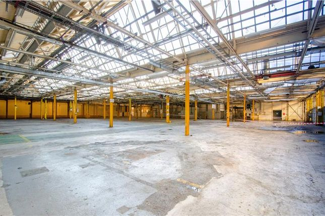 Thumbnail Light industrial for sale in Freehold Commercial Property With Yard Area, Unit 6, Nine Bridges Industrial/Commercial Park, Shrewsbury, Shropshire