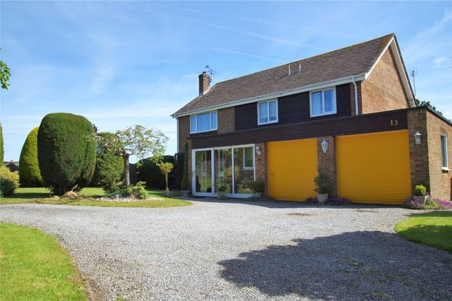 Thumbnail Detached house for sale in Chedworth Gate, Broome Manor, Swindon, Wiltshire
