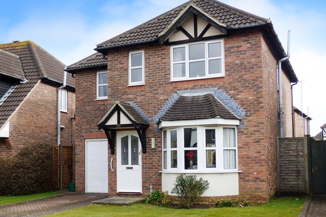 Thumbnail Detached house for sale in Barwick Close, Rustington, Littlehampton