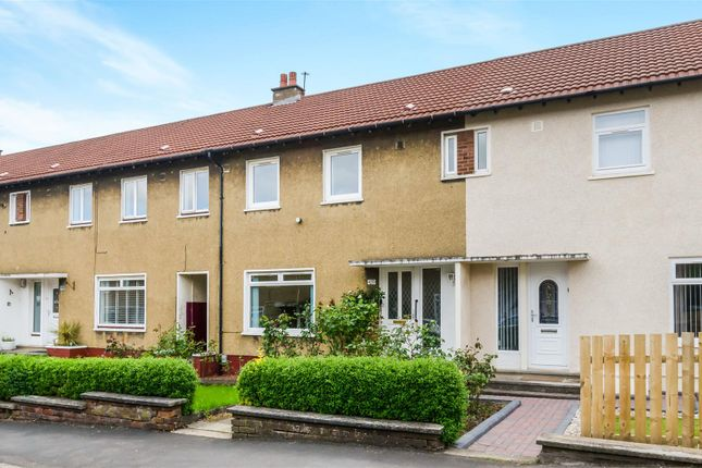 Thumbnail Terraced house for sale in Muirskeith Road, Glasgow