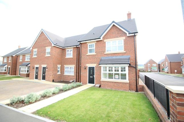 Thumbnail Detached house for sale in Laburnum Grove, St. Helen Auckland, Bishop Auckland