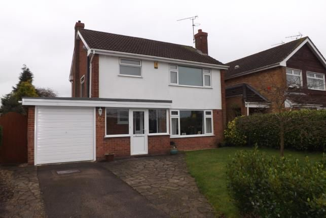 Thumbnail Detached house for sale in Pikemere Road, Alsager, Stoke-On-Trent, Cheshire