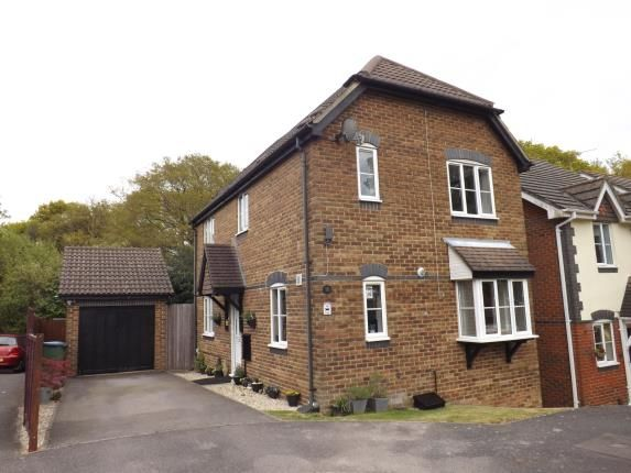 Thumbnail Detached house for sale in Warsash, Southampton, Hampshire