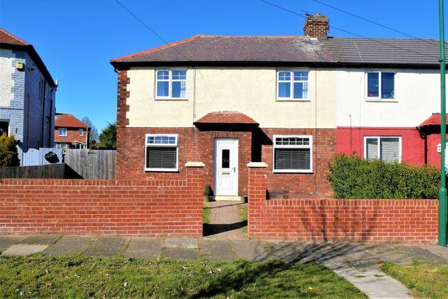 3 bed semi-detached house for sale in Kielder Gardens, Primrose, Jarrow NE32