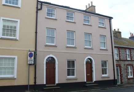 Thumbnail Flat to rent in Rental Apartment 6 Queen Street Castletown, Isle Of Man