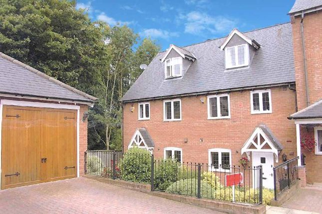 Thumbnail Terraced house for sale in Shakels Close, Redditch, Worcestershire