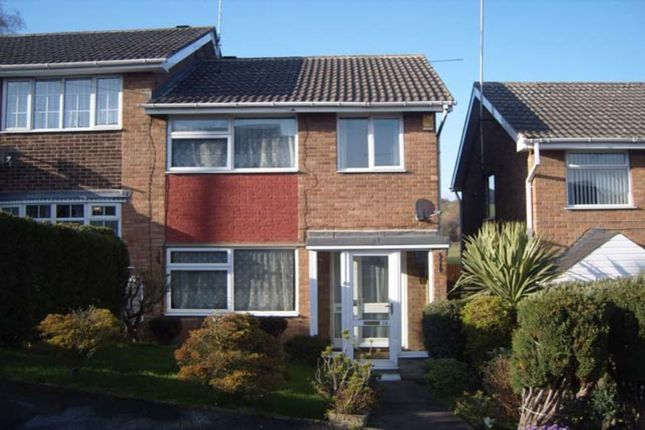 Thumbnail Semi-detached house to rent in Haxby Place, Woodhouse, Sheffield