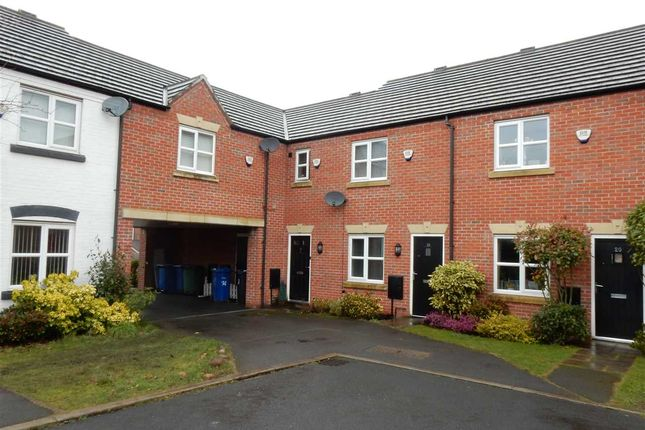 Thumbnail Mews house for sale in Adamson Close, Edgewater Park, Warrington
