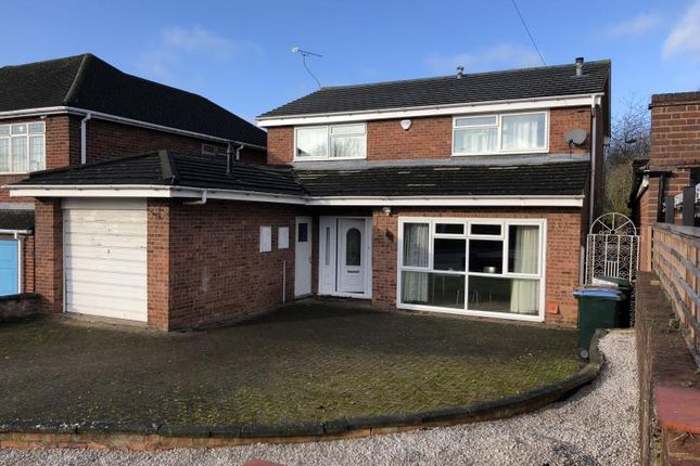 Thumbnail Detached house to rent in Cannon Close, Earlsdon, Coventry