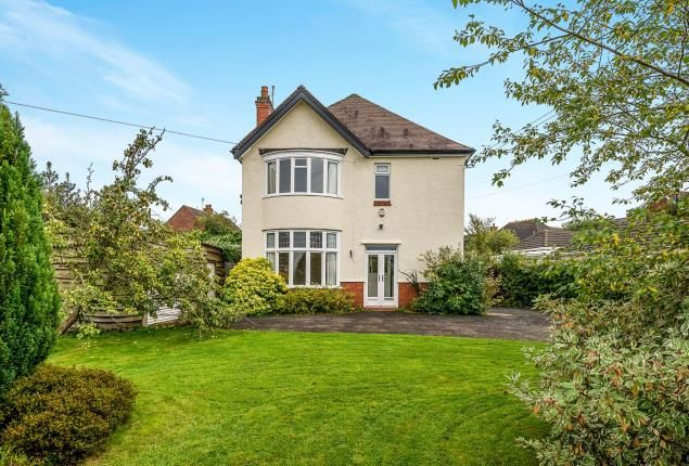 Thumbnail Detached house for sale in Main Road, Hyde Lea, Stafford, Staffordshire