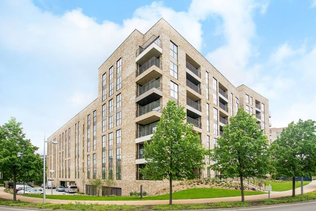 Thumbnail Flat for sale in Bodiam Court, Royal Waterside, Park Royal, London