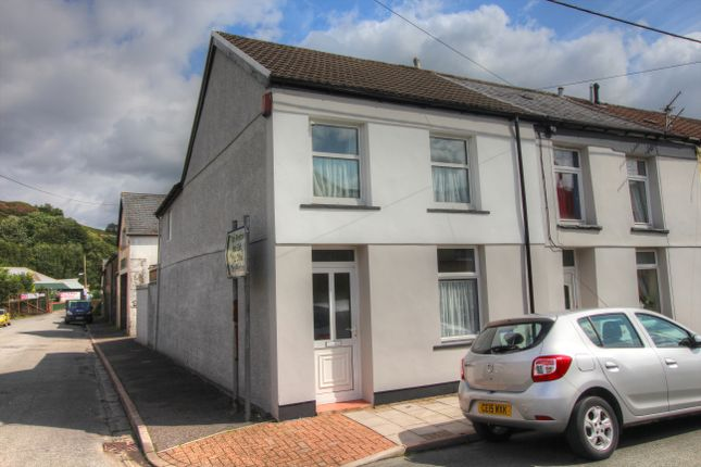 Thumbnail End terrace house for sale in Church Street, Ton Pentre, Pentre