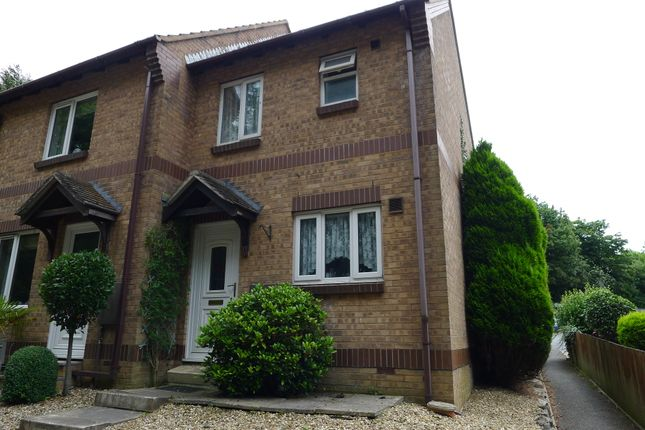Thumbnail End terrace house to rent in Foxhollows, Shaldon Road, Newton Abbot