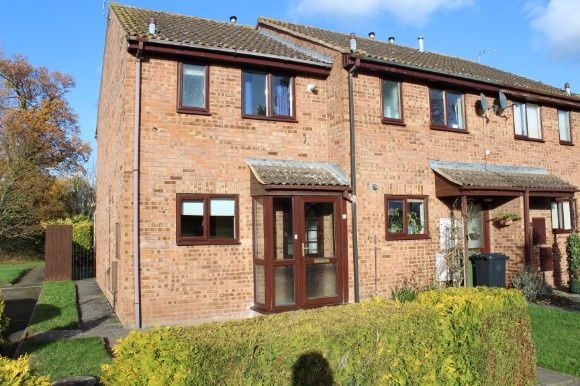 Thumbnail Semi-detached house to rent in Wellbrook Close, Victoria Park, Hereford