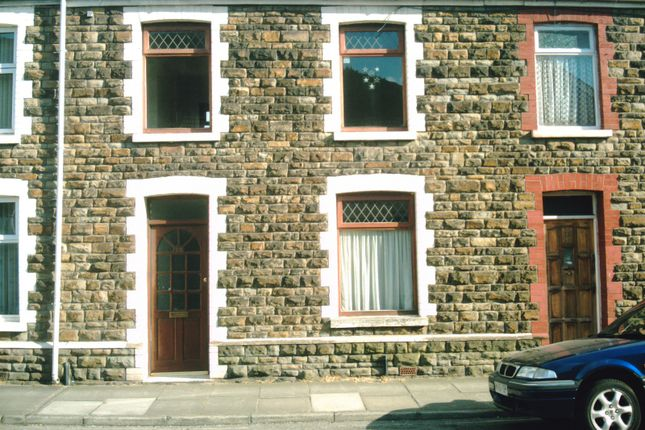 Thumbnail Terraced house to rent in Edward Street, Port Talbot