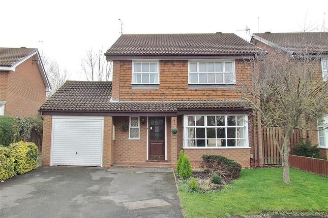 Thumbnail Detached house to rent in Old Farm Close, Abingdon