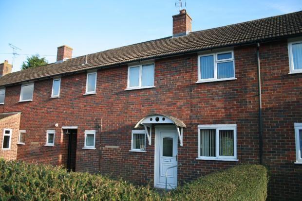 Terraced house to rent in Nettlefields, Kennington, Ashford, Kent