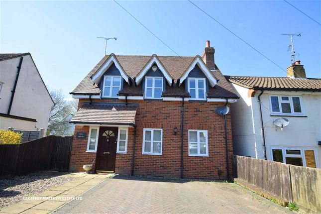Thumbnail Detached House To Rent In The Hill, Old Harlow, Essex
