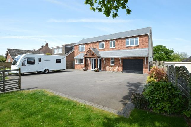 Thumbnail Detached house for sale in Crumpfields Lane, Redditch