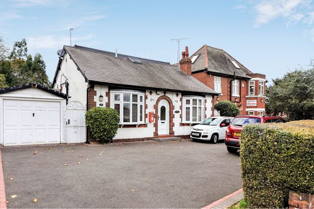 Thumbnail Detached bungalow for sale in Moat Road, Oldbury