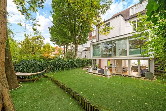 Garden View of Clorane Gardens, Hampstead NW3