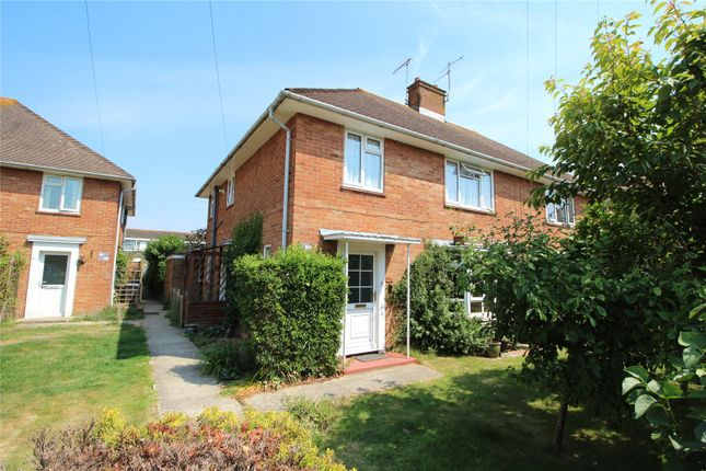 Thumbnail Flat for sale in Harefield Avenue, Tarring, Worthing, West Sussex