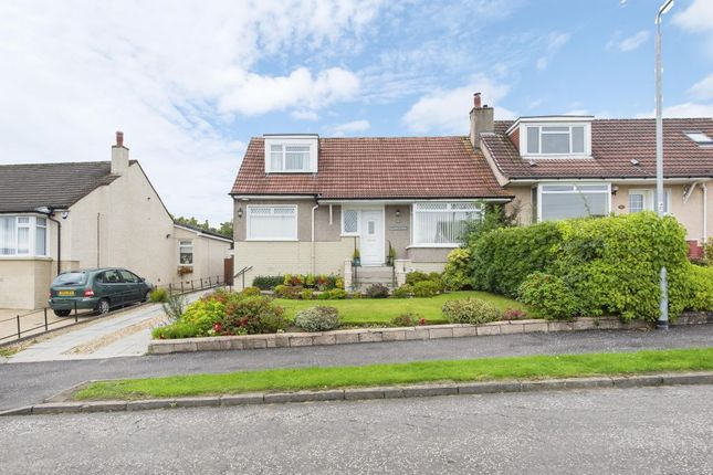 Thumbnail Semi-detached bungalow for sale in 110 Drumlin Drive, Milngavie, Glasgow