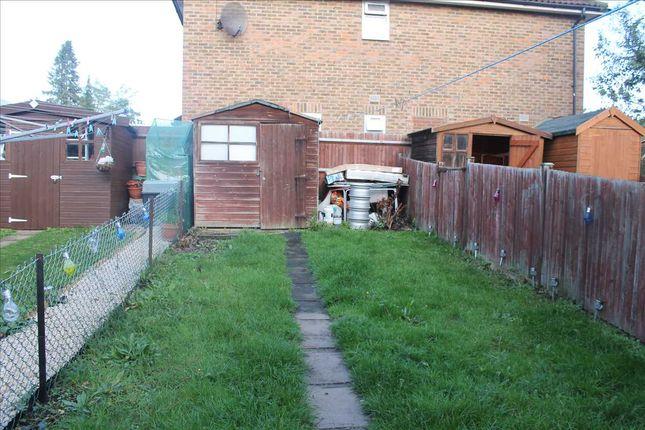 Garden of Kingfisher Close, Harrow Weald, Harrow HA3