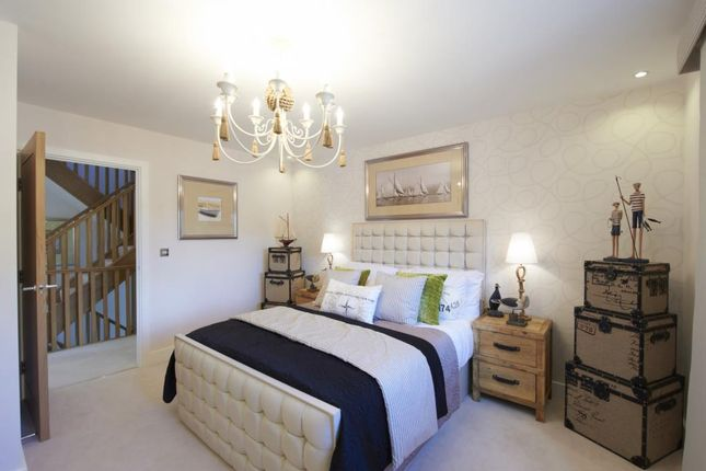 """Thumbnail Detached house for sale in """"The Quatermain - Plot 34"""" at Thame Park Road, Thame"""
