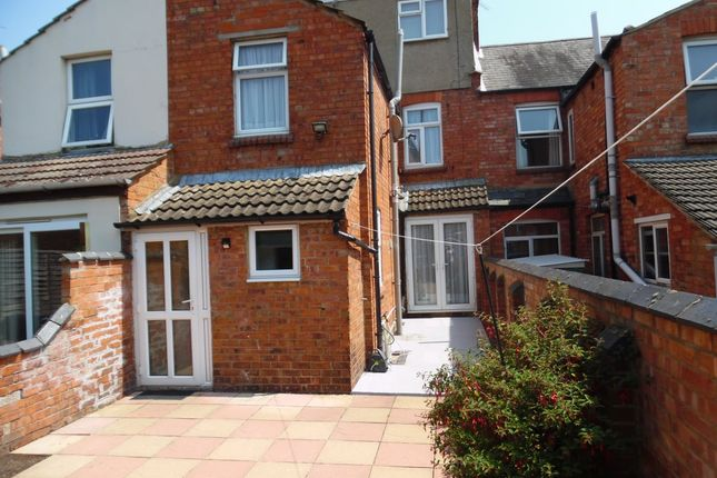 Thumbnail Terraced house to rent in Whitworth Road, Abington, Northampton
