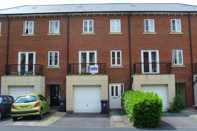 Thumbnail Town house to rent in Pillowell Drive, Gloucester