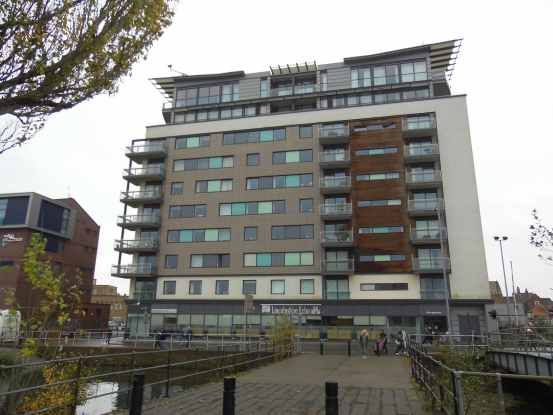 Thumbnail Flat for sale in Witham Wharf, Lincoln, Lincolnshire
