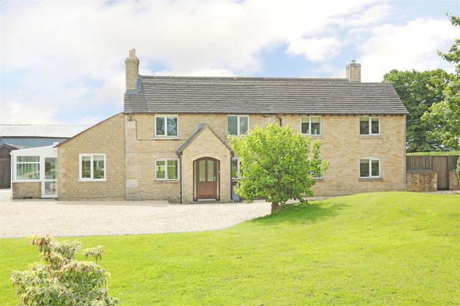 Thumbnail Detached house for sale in Common Farm, Minety, Malmesbury