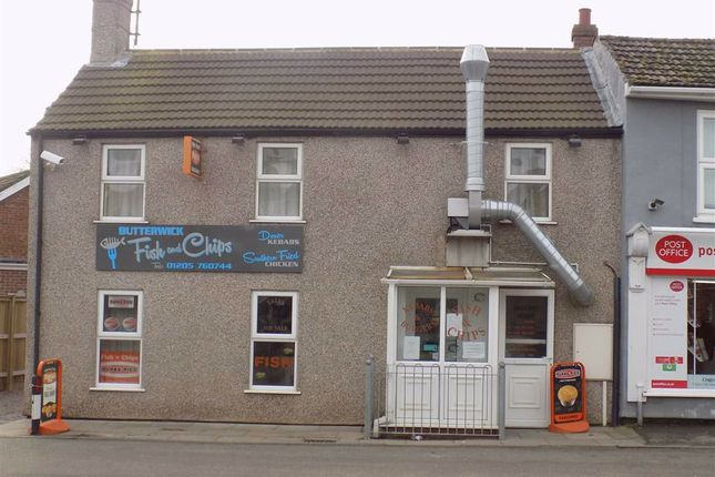 Thumbnail Property for sale in Brand End Road, Butterwick, Butterwick Boston
