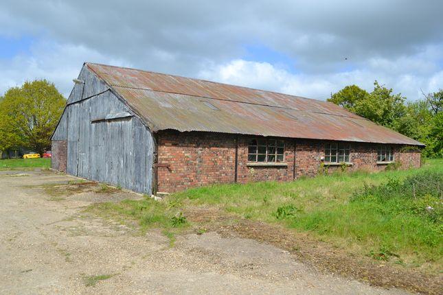 New Street Stradbroke Eye Ip21 Barn Conversion For Sale