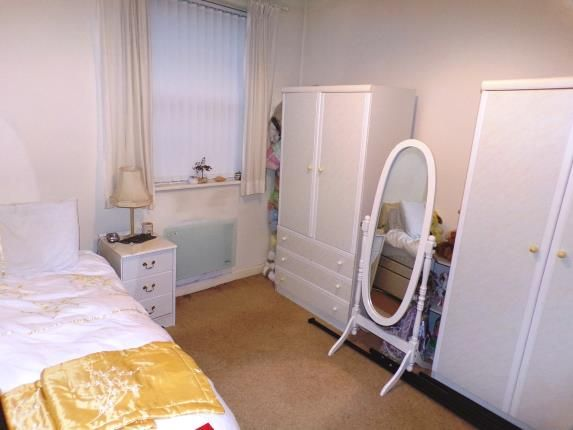 Bedroom of Vale Lodge, Rice Lane, Liverpool, Merseyside L9