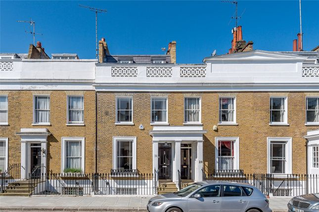 Thumbnail Terraced house for sale in Ovington Street, London