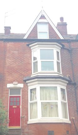 Thumbnail Terraced house to rent in Sharrow Vale Road, Sheffield