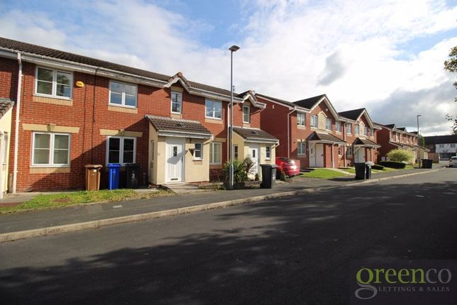 Thumbnail Terraced house to rent in James Street, Droylsden, Manchester