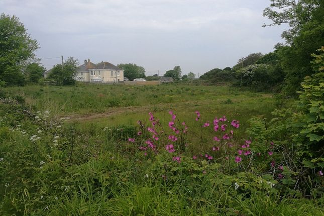 Development Site For 5 Houses, Rosudgeon, Penzance TR20
