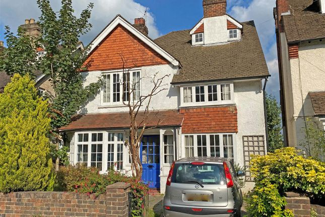 Thumbnail Detached house for sale in Earlswood Road, Redhill