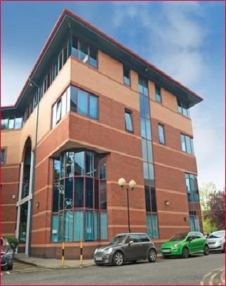 Office to let in Omega House, 1 Peel Cross Road, Salford