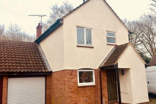 Thumbnail Detached house for sale in Sauls Bridge Close, Witham, Essex