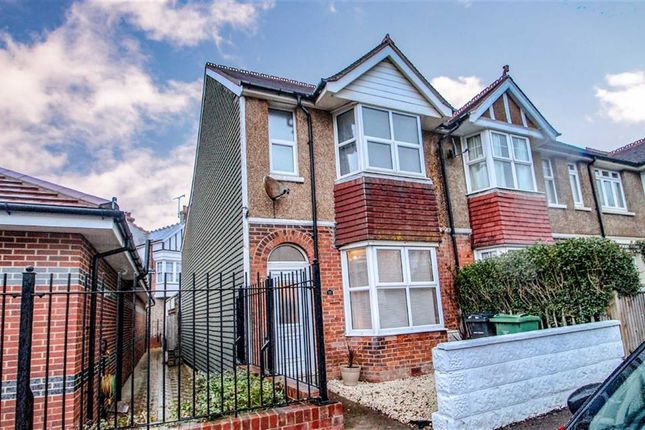 Thumbnail End terrace house for sale in Terminus Road, Bexhill-On-Sea, East Sussex